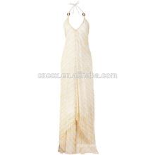 PK17ST303 Women's Beach Scarf Dress