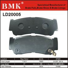 OEM-Qualität, Hochleistungs-Bremsbeläge (D20005)