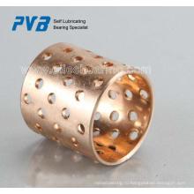 Прокат бронзовый подшипники со смазкой отверстия,основание на стандарте FB092,производитель профессионального питания куста