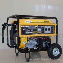 100% Copper Coil 6000 Watts 6kw 6kVA Power Electric Gasoline Generator