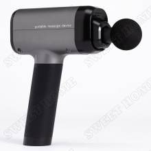 Cordless Handheld GYM Fitness Body Percussion Massager Fascial Muscle Tissue Massage Gun
