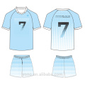 OEM\ODM service 100% high quality new style professional full sublimation soccer jersey for training and match