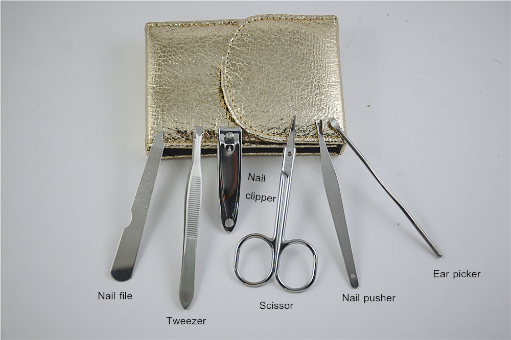 Metal Manicure Tools