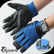 SRSAFETY кожаные перчатки / перчатки для мотоциклов кожаные