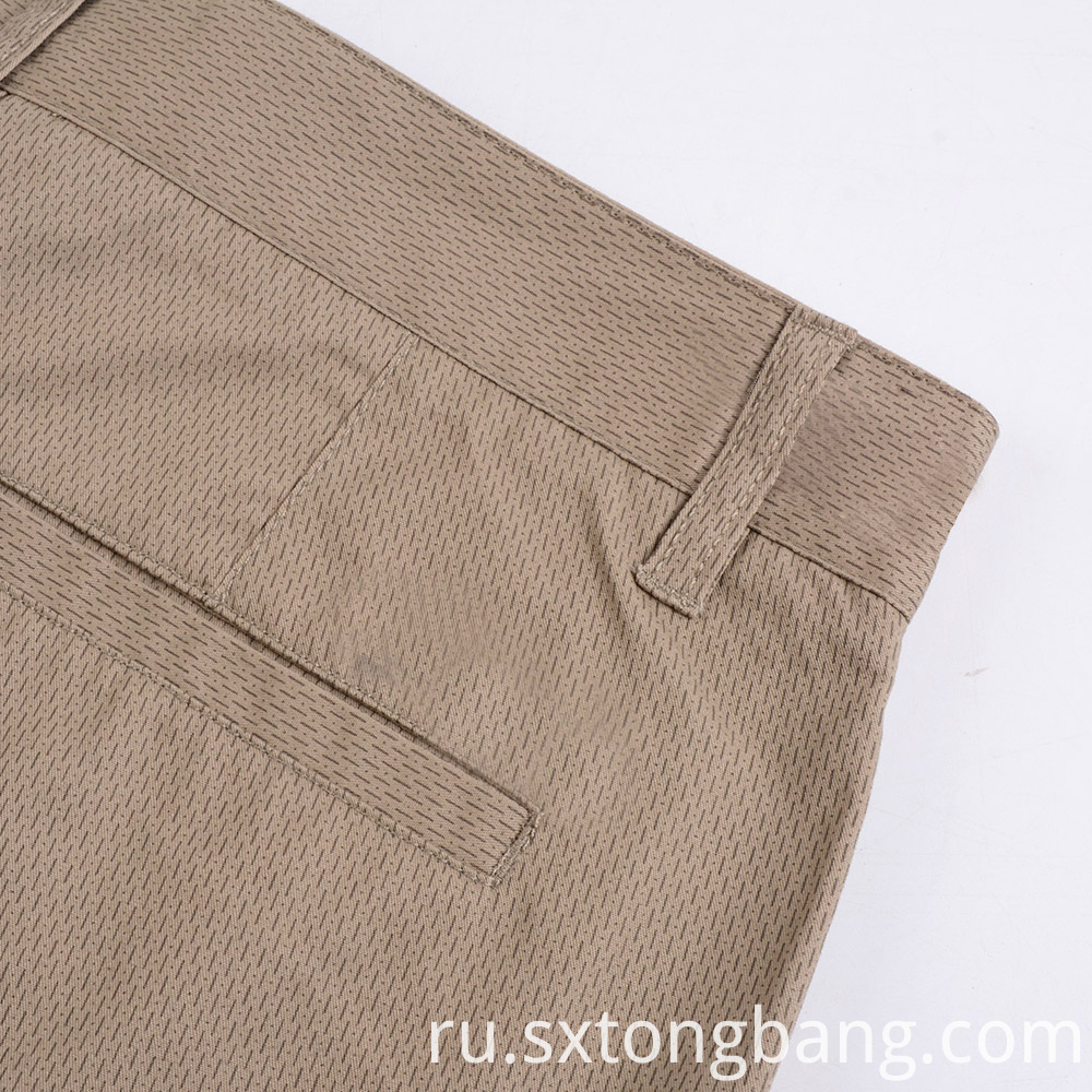 Sustainable Chino Casual Shorts
