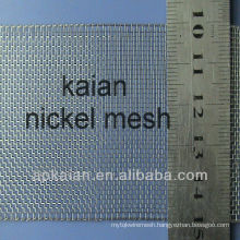 hebei anping nickel mesh screen