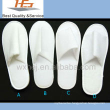 high quality terry hotel equipment slipper