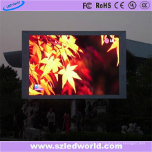 Pantalla de visualización de LED de color fijo P6 HD a todo color
