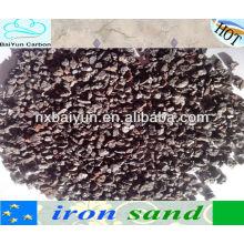multas de arena de hierro para las ventas