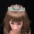 Schöne Blumen-Design Crown Frauen Kristall-Tiara