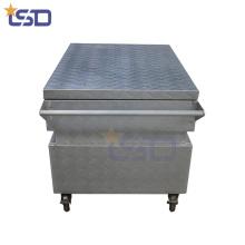2 alças de alumínio de alto grau caixa de armazenamento de ferramentas de alumínio 2 alças de alumínio de alto grau caixa de armazenamento de ferramentas de alumínio