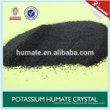 Potassium Humate Crystal Broadcast Fertilizer
