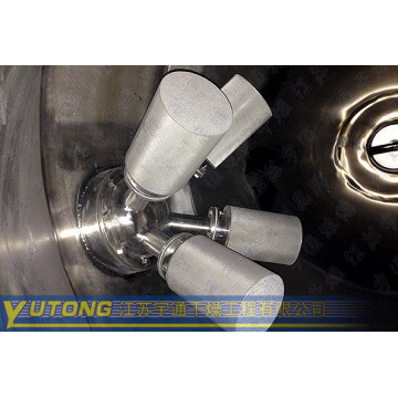 SZG Series Conical Vacuum Dryer used in mixed