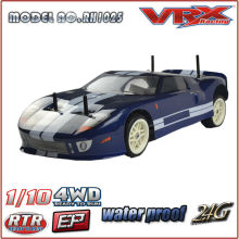 Cheap and high quality EP funny electric toy car kit
