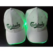 Casquette de baseball avec visière LED