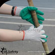SRSAFETY массовая утилизация поликоттового латекса рабочая рабочая перчатка