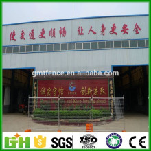 Direct Factory TUV Certificated Hot Dipped Galvanized Temporary Fence
