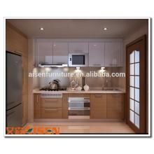 Aisen muebles de alta calidad asequibles gabinetes de cocina moderna