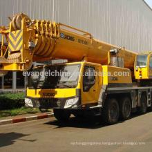 QY130K truck crane crane truck in dubai pickup truck crane used mini crawler crane