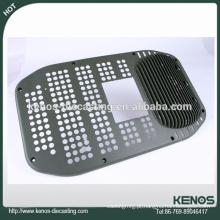 Shen Zhen precisão computador radiador die casting product