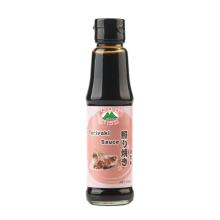 Dicke Teriyaki-Sauce im japanischen Restaurant