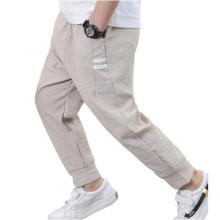 Pantalones deportivos ajustados con estilo de primavera para niños