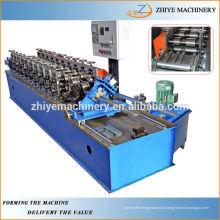 Automatic metal stud & track frio formando máquinas / Metal Stud rolo formando máquina