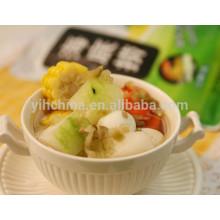 Caldo de sopa espessa com tempero quente de Haidilao