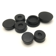 Wholesale Custom Round Rubber Anti Walk Feet laundry pedestals Anti Vibration Washer Rubber Pads for Washing Machine and Dryer
