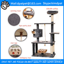 Wholesale Large Luxurious Cat Climbing Tree Activity Center for Cats