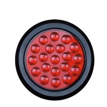 Lâmpada de farol traseiro LED redondo de alta qualidade para carro