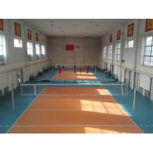 Китай Факсимиле Продажа ПВХ Спортивные полы для волейбольного суда