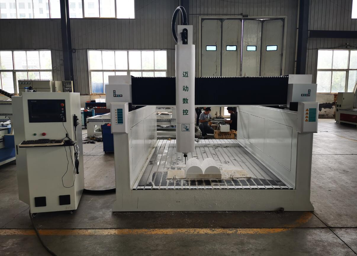 Molding Making CNC Router Machine