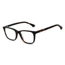 Vintage Mazzucchelli Acetate Frame Blue Light Filter Lens Optical Eyeglasses Glasses