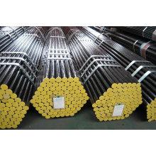 norma DIN 1629 st 42 astm a53 gr b aço tubo de