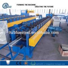 Портативная автоматическая металлическая крыша CZ Purlin Roll Forming Machine, машина для наложения крыши для холодной прокатки