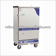 Stainless steel steam rice machine/steaming cars