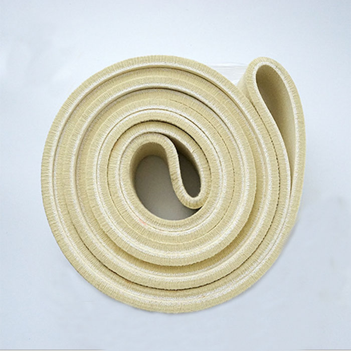 Conveyor Belting With Felt