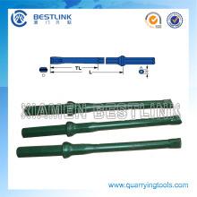 Haste sextavada 19 * 108mm Plug buraco Rod para perfuratriz