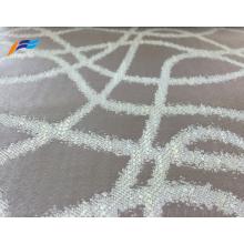 Tecido para cortinas de algodão e poliéster de microfibra doméstica