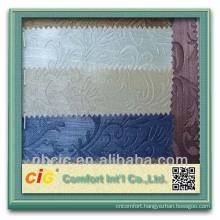 Beautiful Design PVC Leather Upholstery Fabric