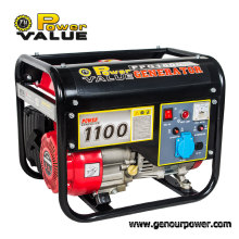 Hot Sales. China Power Generator 1000W Electric Start 220V Aluminium Wire Easy Move with Wheel
