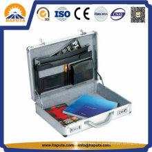 Заказной алюминиевый корпус файл инструмента с 3 кармана (HL-2601)