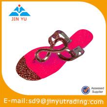 2014 women plastic slipper