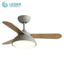 LEDER Best Ceiling Fan With Lights
