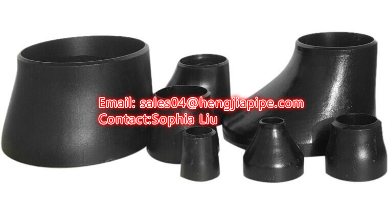 ANSI pipe fittings eccentric reducer