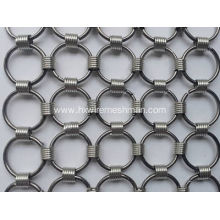 Stainless Steel Chainmail Mesh