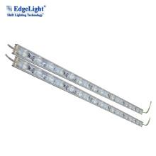 WHITE High LM aluminum profile led strip light sidelight for LED box