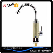 B17 4 14 schnelle elektrische Warmwasserhahn Messing Küchenarmatur