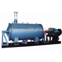 Secadora de grano de polvo de la suspensión química